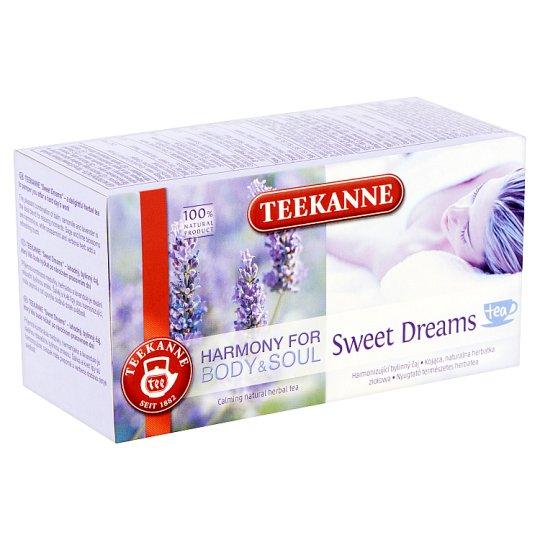 Teekanne Sweet Dreams herbatea 20 filter 34 g