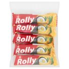 Rolly Banana Flavoured Chilled Dessert 5 x 30 g