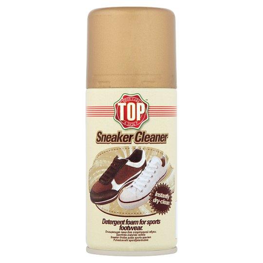 Top Sneaker Cleaner Detergent Foam for Sports Footwear 200 ml