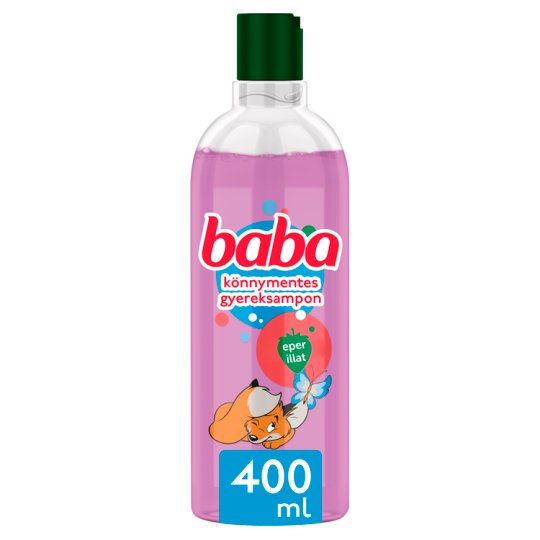 Baba Könnymentes Child Shampoo 400 ml