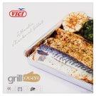 Vici Frozen Atlantic Mackerel Fillet Skin On 300 g