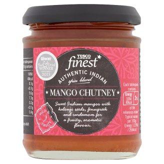 Tesco Finest Mango Chutney with Spices 210 g