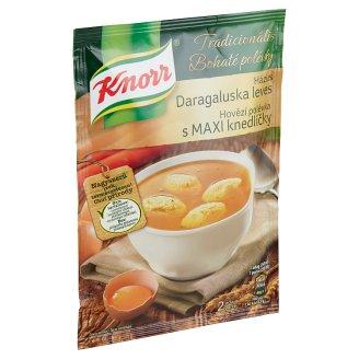 Knorr Tradicionális Home-Style Semolina Dumpling Soup 63 g