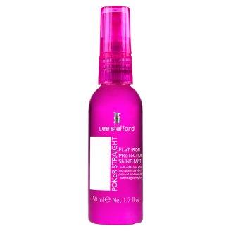 Lee Stafford mini hővédő hajsimító fényspray hajvasaláshoz 50 ml