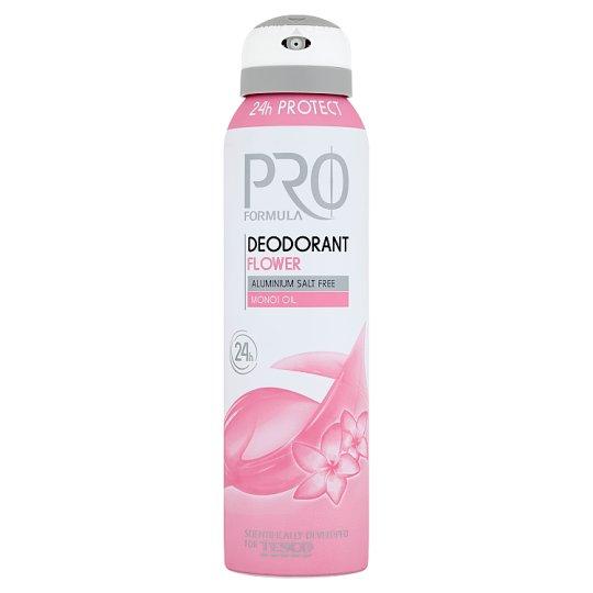 Tesco Pro Formula Flower Deodorant for Women 150 ml