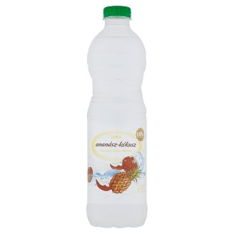 Tesco Pineapple-Coconut Flavoured Low-Energy Non-Carbonated Drink 1,5 l