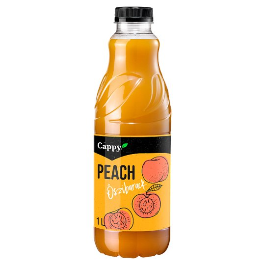 Cappy Peach Drink 1 l