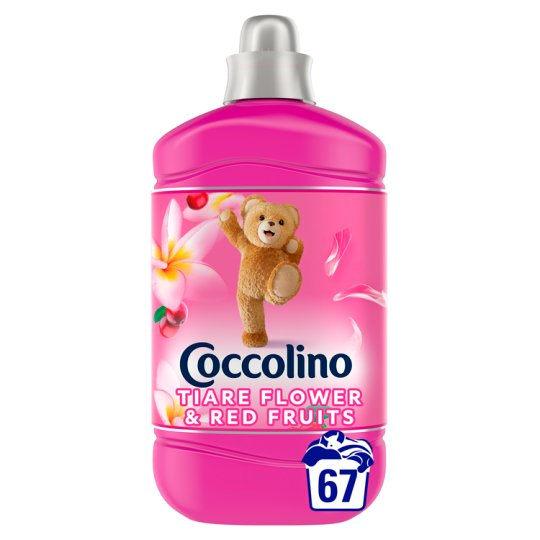 Coccolino Creations Tiare Flower & Red Fruits Fabric Conditioner 67 Washes 1680 ml