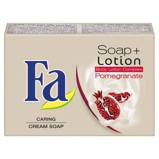 Fa Soap + Lotion Pomegranate Cream Soap 90 g
