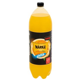 Márka Zero Jaffa Orange Flavoured Energy-Free Carbonated Drink with Sweeteners 2,5 l
