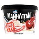 Nestlé Manhattan Ice Dream joghurtos és meggyes jégkrém 1300 ml