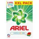 Ariel Whites & Colors Mosópor, 5,25 kg, 70 Mosáshoz