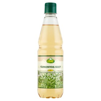 Chef Vinegar with Tarragon 6% 0,5 l