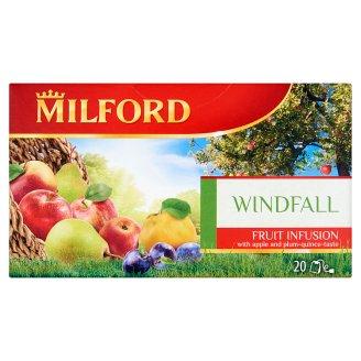 Milford Windfall alma, szilva és birsalma ízesítésű gyümölcstea 20 filter 50 g
