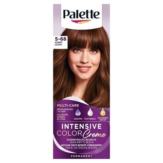 Schwarzkopf Palette Intensive Color Creme Intense Cream Hair Colorant 5-68 Chestnut (R4)