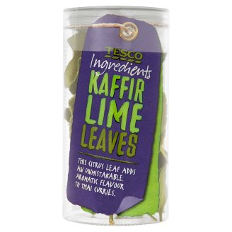 Tesco Ingredients Dried Lime Leaves 2 g