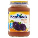 Hamánek Plum-Apple Dessert for Babies 4+ Months 190 g