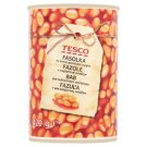 Tesco White Beans in Tomato Sauce 420 g