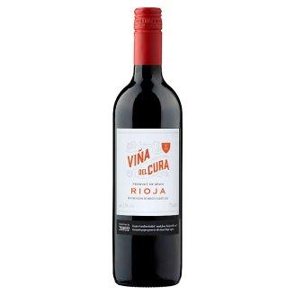 Rioja Viña del Cura vörösbor 13% 75 cl