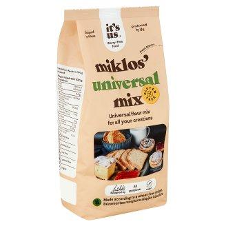 Naturbit Alfa-Mix gluténmentes lisztkeverék 1 kg