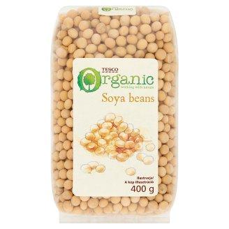 Tesco Organic Soya Beans 400 g
