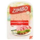 Zimbo Prémium paprikás párizsi 70 g