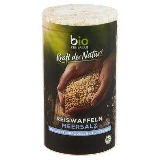 Bio Zentrale Organic Salted Rice Waffel 100 g