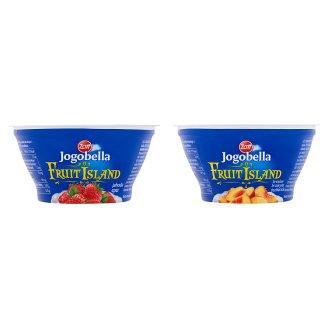 Zott Jogobella Fruit Island Standard réteges desszert 2 ízben 150 g