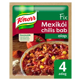 Knorr Fix Mexican Chili Bean Mix 50 g