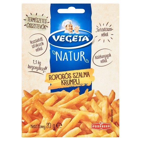 Vegeta Naturella ropogós szalma krumpli fűszerkeverék 20 g