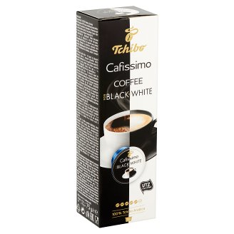 Tchibo Cafissimo For Black´n White kávékapszula 10 db 75 g