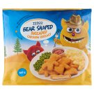 Tesco Quick-Frozen Bear Shaped Breaded Chicken Breasts 500 g