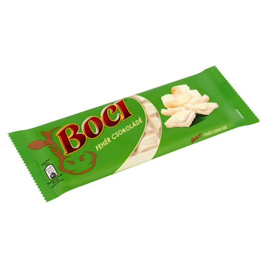 Boci White Chocolate 90 g