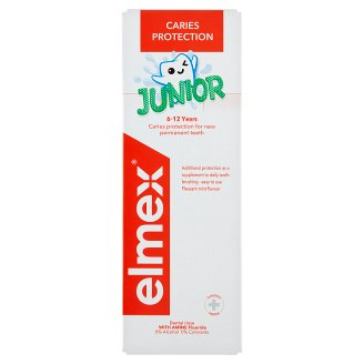 elmex Junior Mouthwash 400 ml