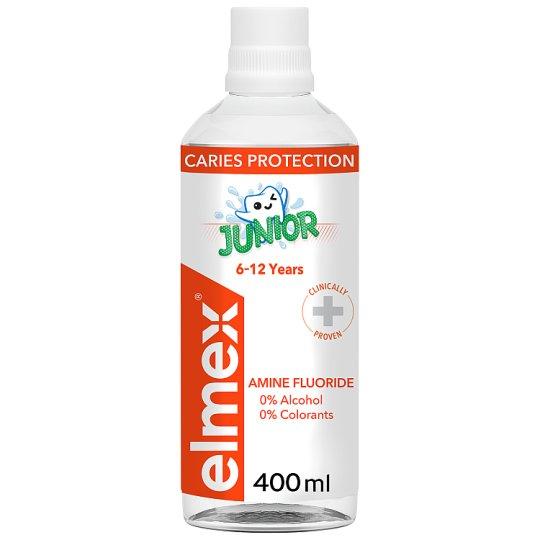 elmex Junior Mouthwash 400 ml