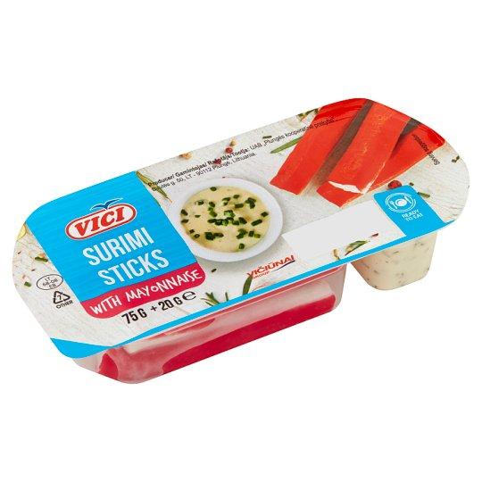 Vici Fine Snack Surimi Sticks with Mayonnaise 95 g