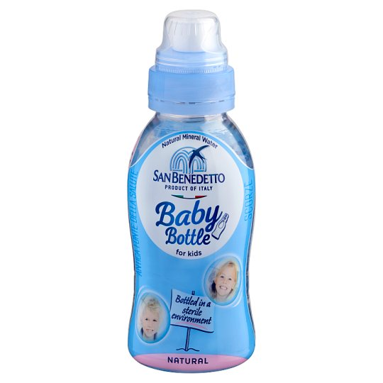 San Benedetto Baby Bottle Natural Mineral Water 0,25 l