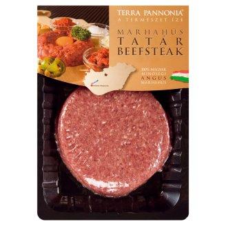 Terra Pannonia Beef Tatar Beefsteak