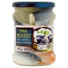 Tesco Ruszli pácolt heringtörzs cukorral és édesítőszerrel 400 g