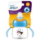 Philips Avent Premium 200 ml Dripping-Free Magic Cup + Handle 6+ Months