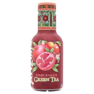 Arizona Pomegranate Green Tea Refreshing Drink 500 ml
