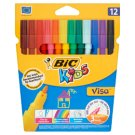 Bic Kids Colouring Felt Pen 12 pcs