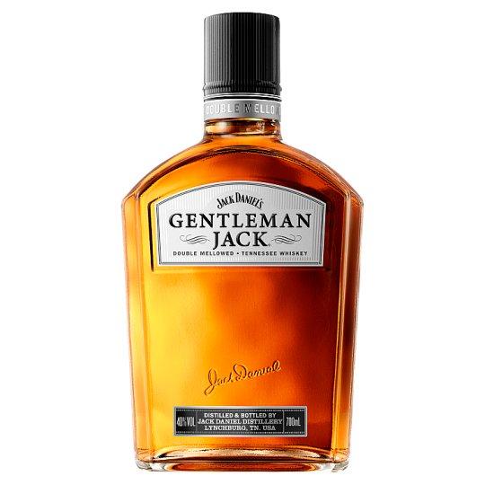 Gentleman Jack Tennessee Whiskey 40% 0,7 l