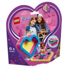 image 1 of LEGO Friends Olivia's Heart Box 41357