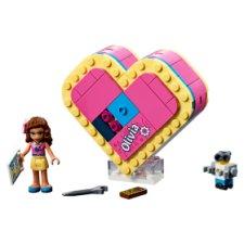 image 2 of LEGO Friends Olivia's Heart Box 41357