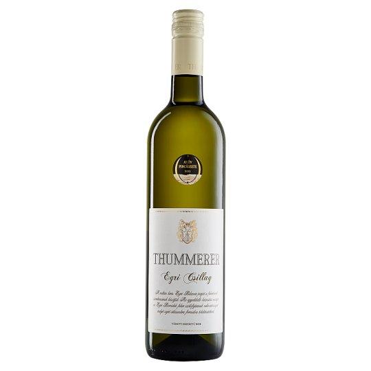 Thummerer Egri Csillag classicus száraz fehérbor 13% 750 ml
