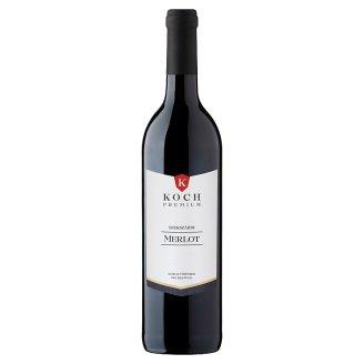 Koch Premium Szekszárdi Merlot Dry Red Wine 13% 0,75 l