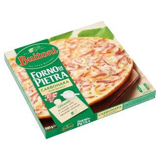 Buitoni Forno di Pietra Quick-Frozen Pizza Carbonara 300 g