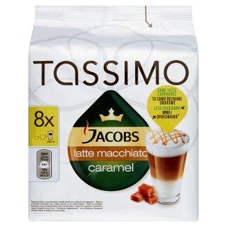 Tassimo Jacobs Latte Macchiato Caramel kávékapszulák 2 x 8 db 268 g