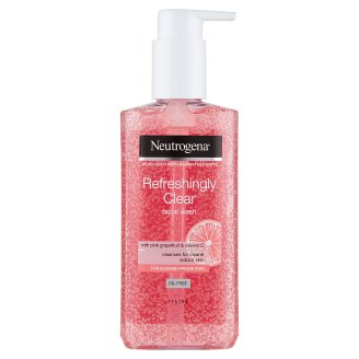 Neutrogena Visibly Clear Pink Grapefruit arclemosó 200 ml